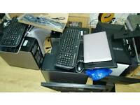 PCs, monitors, laptops and keyboards