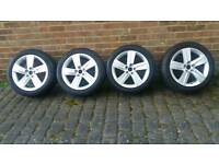 "Skoda 16"" Alloy Wheels"