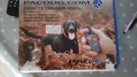 PAC remote dog trainer