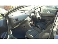 THIS IS YOUR OPPORTUNITY FIRST DRIVER = Black Peugeot 307 1.6 petrol 2003, 3 doors, ONLY £400