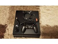 PS4 Sony Playstation 4 Black 500GB No Offers