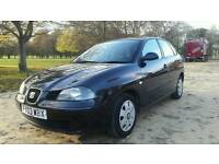 2003 SEAT IBIZA 1.2**12 MONTH M.O.T**NO ADVISORIES**SERVICE HISTORY**5 DOOR**