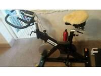 Powerhouse exercise bike