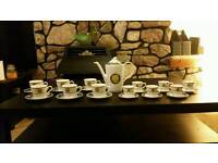 Tea coffee china set 25 pcs