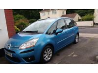 Citroen C4 Picasso (58 registration) 1.6 HDi VTR