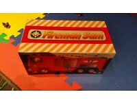 Box set of fireman sam dvds