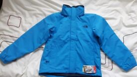 the north face jacket with hoodie - size small BRAND NEW RRP £160