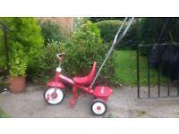 Adorable Radio Flyer Tricycle
