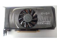 EVGA Nvidia GTX 460 ssc edition