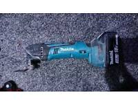 Makita 18v multitool