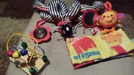 Babys toys.