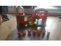 Fisher price little people farmyard