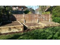 landscape gardener and property maintenance services