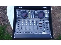 PIONEER CMX 3000 CD DECK / DJM 3000 MIXER DJ EQUIPMENT