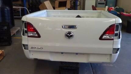 Mazda BT50 Dual Cab Tub