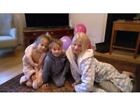 Nanny for live in/live out for School pick ups and babysitting in Queens park/Kensal rise