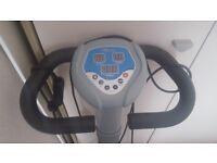 Vibrapower vibration machine