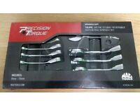 MAC TOOLS PRECISION TORQUE STUBBY RATCHET SPANNERS 8mm - 19mm 12PC NEW NOT SNAP ON