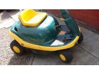 MTD Yardmaster Ride-on Lawnmower