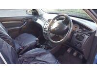** Very clean Ford Focus 2002 Petrol ..£350 o.n.o **