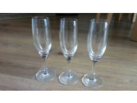 Champagne Glasses/ Cocktail/ Whisky