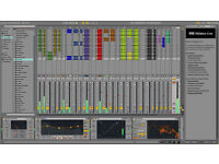 ABLETON LIVE SUITE 9 MAC or PC: