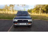 Toyota Surf 2.4 manual - spares or repairs