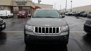 2012 Jeep Grand Cherokee LARDEO | 4X4 | LEATHER | BACK UP CAM | Cambridge Kitchener Area image 2