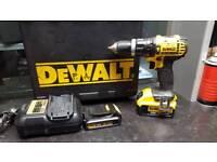 Dewalt dcd785 18v cordless drill