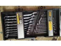 23 Piece Combination Spanner Set