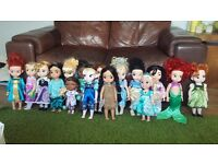 Princess toddler dolls