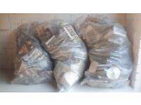USED CD'S DVD'S MIXED MEDIA EXTRA LARGE BAGS 20KG+