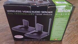 Wireless Video/Audio Sender