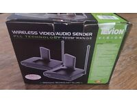 Wireless Video/Audio Sender