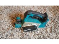 Makita lxt 18v ripsaw, jigsaw and planer , all excellent condition