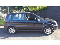 Ford Fiesta/Fusion Zetec Climate. Long MOT. New brakes & tyre. Astra partner berlingo fiesta
