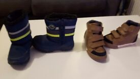 Next winter and high top boots