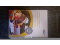 CITB Health, safety and environment test Official DVD.