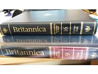 Encyclopedia Britannica Set for sale