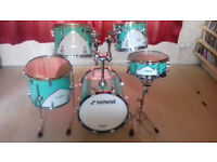 5 pce Sonor select Force Shell Pack drums only