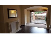 A beautiful fully refurbished 3 bedroom house in a popular area available for rent