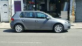 Golf dsg diesel clean car In and out
