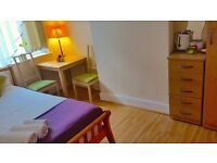 Rooms letting for short term , £25 per night per person