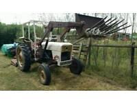 David Brown 880 selectamatic Tractor
