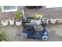 Heavy Duty car boot mobility scooter
