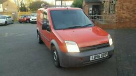 2007 FORD TRANSIT CONNECT SWB