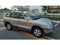 Hyundai Santa Fe 2005 2.0 diesel HPi clear good coundition