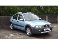 rover streetwise 1.4cc
