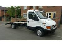 Ford Iveco recovery