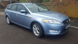 Ford Mondeo Zetec TDCI 125 Great Condition